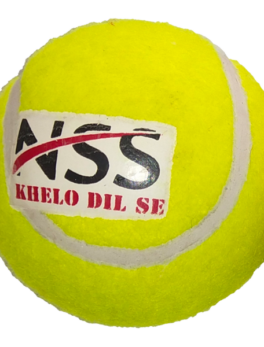 Tennis Green Ball